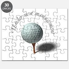 Retirement - Under New Management – Golfer Puzzle