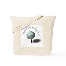 Retirement - Under New Management – Golfer Tote Ba