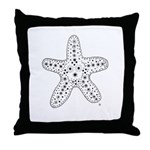 emma walters memories.starfish. Throw Pillow
