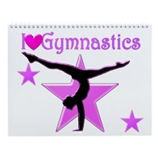 AMAZING GYMNAST Wall Calendar