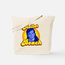 Mullet Beach Tote Bag