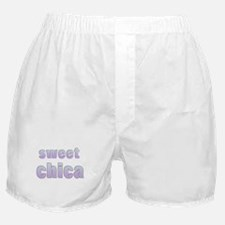 """""""sweet chica"""" Boxer Shorts"""