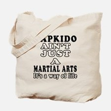 Hapkido Martial Arts Designs Tote Bag