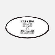 Hapkido Martial Arts Designs Patches