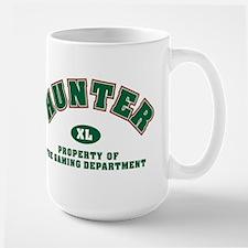 Hunter: Large Mug