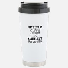 Jeet Kune Do Martial Arts Designs Stainless Steel