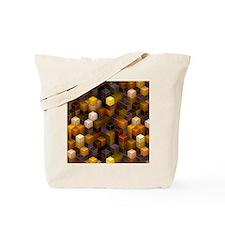 SteamCubism - Brass - Tote Bag