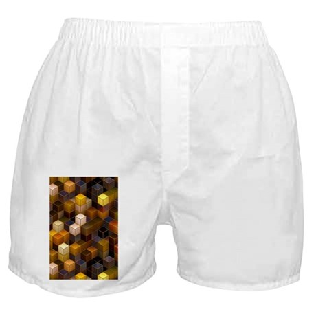 SteamCubism - Brass - Boxer Shorts