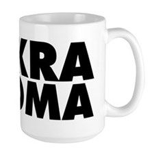Okra Homa Mug