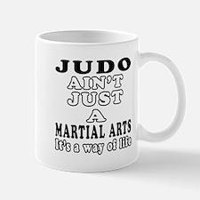 Judo Martial Arts Designs Mug
