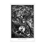 Dagon Mini Poster Print