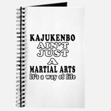 Kajukenbo Martial Arts Designs Journal