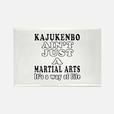 Kajukenbo Martial Arts Designs Rectangle Magnet