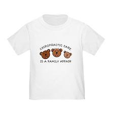 Chiro Bear Family Affair T