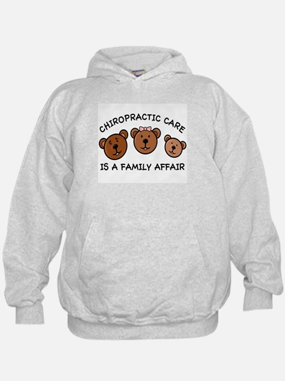 Chiro Bear Family Affair Hoodie