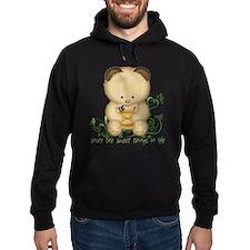 Cute Honey Bear Hoodie