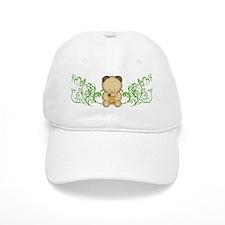 Cute Honey Bear Baseball Cap
