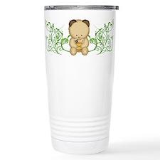 Cute Honey Bear Travel Mug