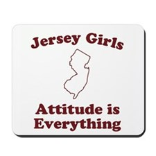 Jersey Girls Mousepad