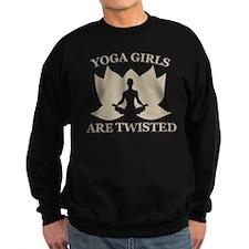 Yoga Girl Sweatshirt