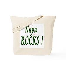 Napa Rocks ! Tote Bag