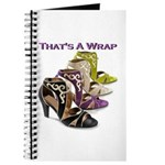 That's A Wrap Journal