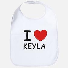 I love Keyla Bib