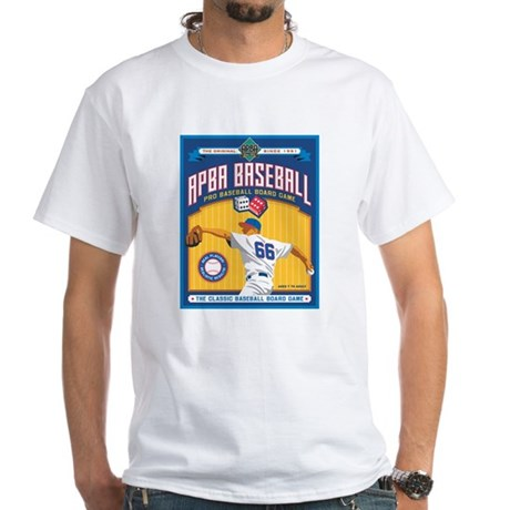 APBA_10x10_BASEBALL.jpg T-Shirt