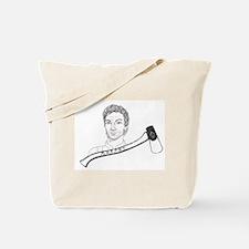 Murphy (Haunted Series) Tote Bag