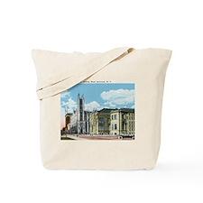 Jefferson St., Syracuse, New York Vintage Tote Bag