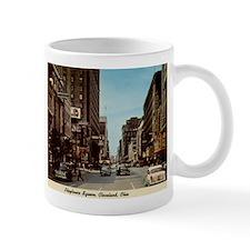 Playhouse Square, Cleveland, Ohio Vintage Mug