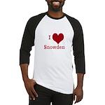 I love Snowden Baseball Jersey