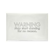 Warning: May start dancing for no reason Rectangle