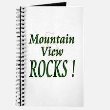Mountain View Rocks ! Journal