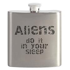 Aliens Do It Flask