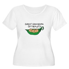 Great grandma Plus Size T-Shirt