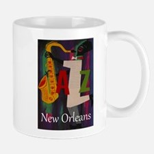 Vintage New Orleans Travel Mug