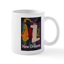 Vintage New Orleans Travel Mug