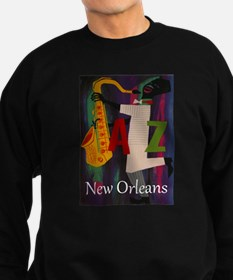 Vintage New Orleans Travel Jumper Sweater