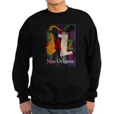 Vintage New Orleans Travel Sweatshirt