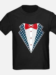 Patriotic Tuxedo T