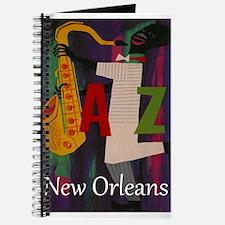 Vintage New Orleans Travel Journal