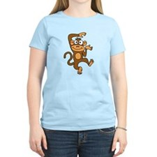 Cute Dancing Monkey T-Shirt