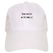 Do you know where your library books are? Baseball Baseball Cap