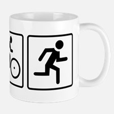 triathlon Mug