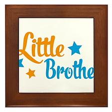 brother Framed Tile