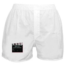 Id rather be on location Boxer Shorts