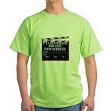 Actor Green T-Shirt