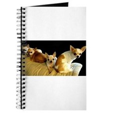 Chihuahua Puppy Dogs Journal