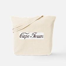 Vintage Cape Town Tote Bag